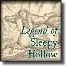 legend of sleepy hollow washington irving